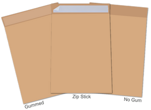 Kraft Jumbo Envelopes