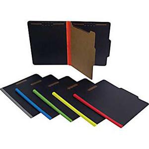 Fusion Pressboard Partition Folders