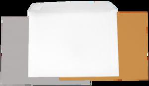 Kraft Open Side Envelopes