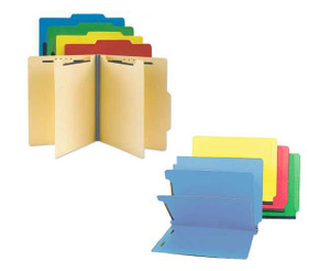 Classification Folders - Small Packs with Many Options