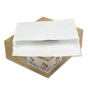 "Tyvek Booklet Expansion Envelopes - 100 Pack - 10"" x 13"" x 2"""