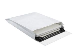 "Tyvek Catalog Expansion Envelopes - Plain, 12"" x 16"" x 4"", Sub18"