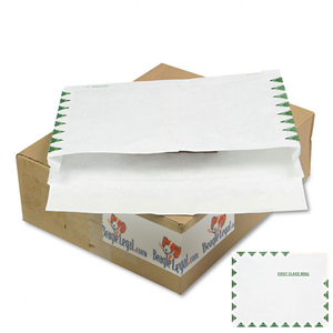 Tyvek Booklet Expansion Envelopes - First Class 10 x 15 x 2, Sub18