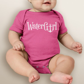 WaterGirl Baby Bodysuit