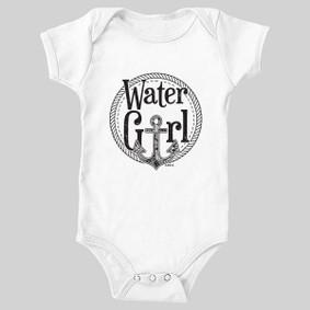 WaterGirl Rope Anchor Baby Bodysuit