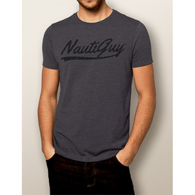 Men's Boating T-Shirt- NautiGuy