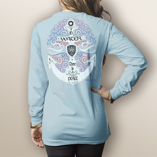 d0b029b37 ... Comfort Colors Long Sleeve Pocket Tee (More Color Choices). Price:  $32.99. Image 1