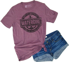 Hello Summer - Watergirl T-Shirt (more color choices)