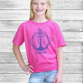 Youth Short- Sleeve-  The Captain