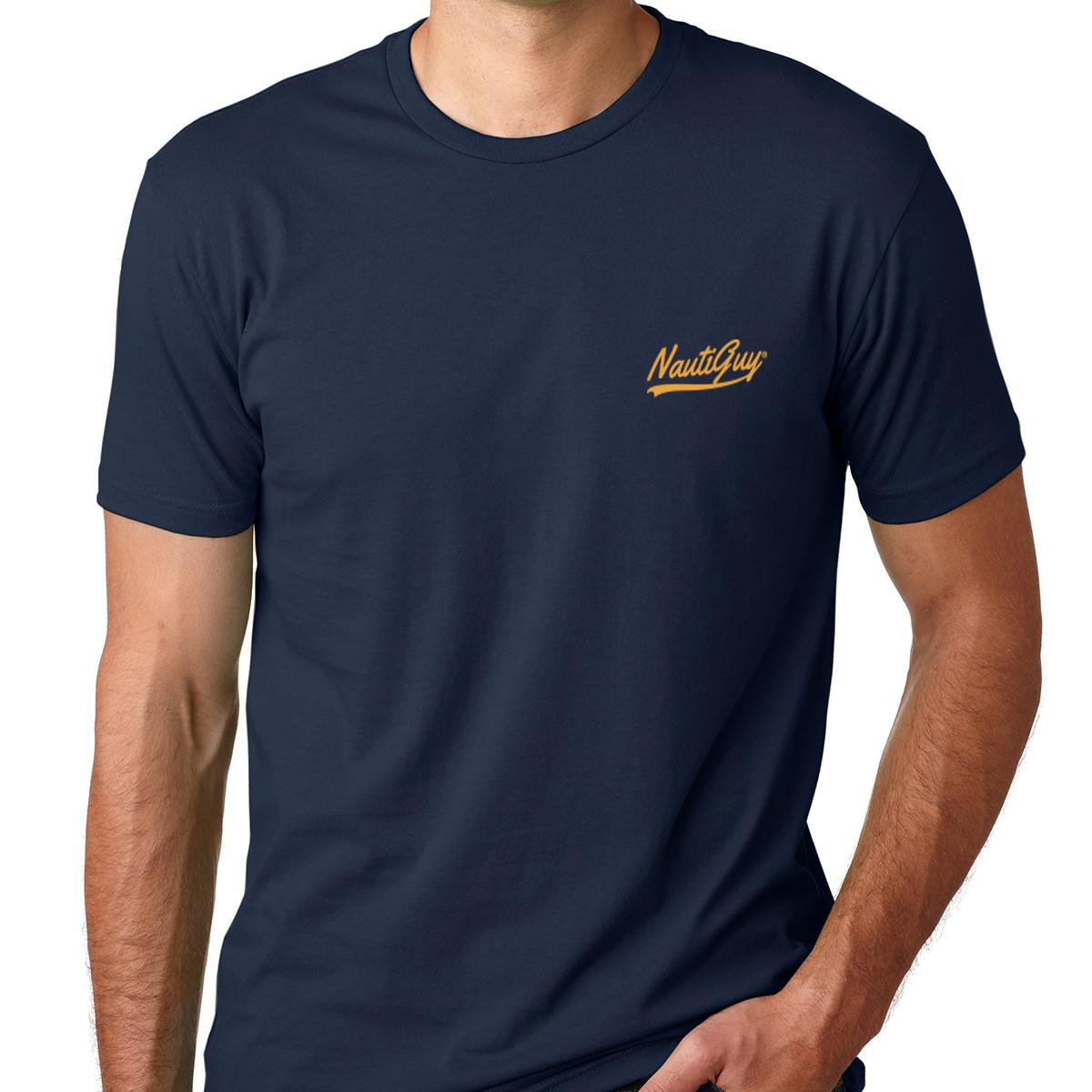 151b7f9bd4 Sunset & Palm Nautiguy Nautical Shirts
