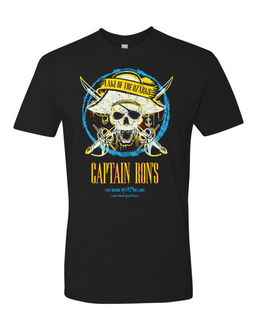 Captain Ron's Vintage Rock Crew