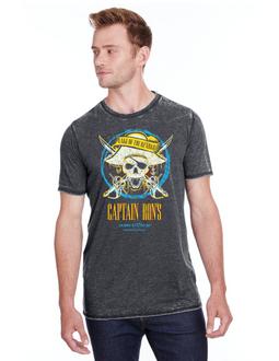 Captain Ron's Vintage Mineral Wash Crew
