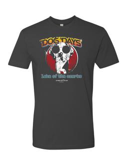 Dog Days Vintage Rock Crew