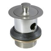 DLL228 - Brushed Nickel