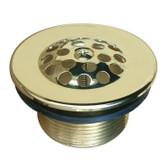 DTL202 - Polished Brass