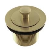 DLL217 - Brushed Brass