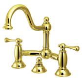 KS3912BL - Polished Brass