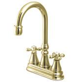 KS2492AX - Polished Brass