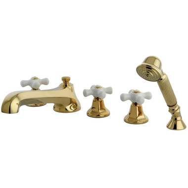 KS43025PX - Polished Brass