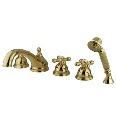 KS33525AX - Polished Brass