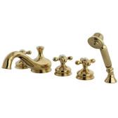 KS33325AX - Polished Brass
