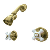 KB247PXSO - Brushed Brass