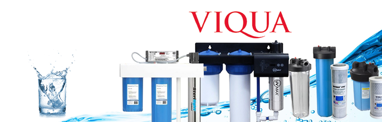 Sterilight and UVMax Water Filtration - UV Systems