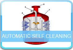 Automatic Self Cleaning Pre-pump Filters