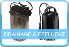 Submersible - Drainange and Effluent