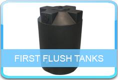 First Flush Tanks