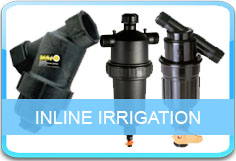 Inline Irrigation Filters