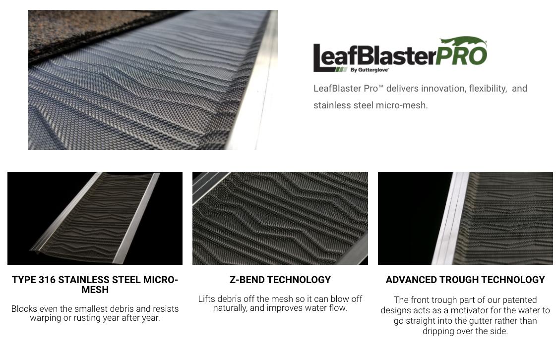 Leaf Blaster PRO