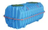 1287 Gallon Injection Molded Poly Underground Potable Storage Tank