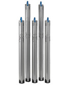 Grundfos 5SQ Submersible Pumps (5 GPM @ 60 psi to 194 psi)