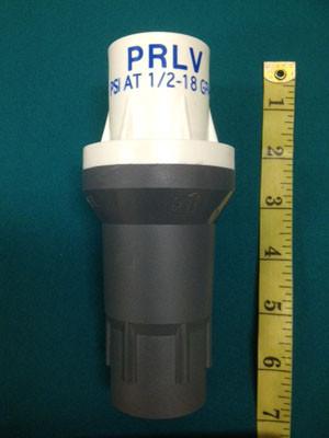 60 PSI Pressure Regulating Limit Valve | Senninger