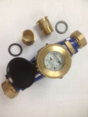 "Water Meters (1"", 1 1/2"" or  2"")"