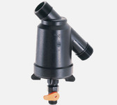 """1 1/2"""" Compact Inline Filter - 100 Micron Stainless Steel Screen"""