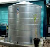 2015 Gallon Galvanized Steel Water Storage Tank