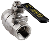 Stainless Steel Two Piece Ball Valves