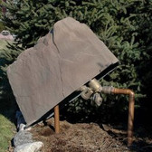 "Dekorra Model 116 Rock Enclosure (48""L x 20""W x 30""H)"