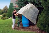 "Dekorra Model 114 Rock Enclosure (63""L x 48""W x 61""H)"
