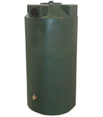 "250 Gallon Poly-Mart Rain Harvesting First Flush Tanks (4"" Inlet)"