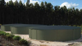 51,863 Gallon Pioneer Water Storage Tank - Model XL40 (Mangrove)