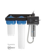 UV Light - Water Disinfection System -10.5 GPM - Model IHS12-D4 by Viqua