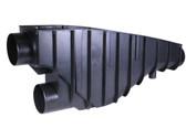 "PURAIN-DN150 6"" Self Cleaning Rainwater Filter (210143- G)"