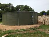 30K Gallon Pioneer Water Storage Tank - Model XL23 (mangrove green)