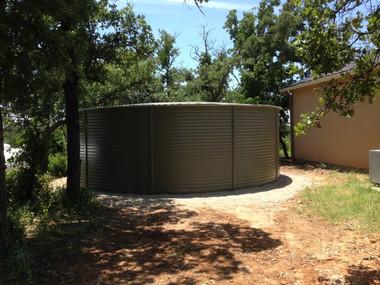 20K Gallon Pioneer XL15 Water Storage Tank