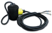 Munro Float Switch Pump Up w/weight & female ends - 33ft
