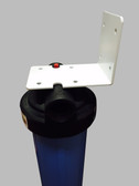 Mounting Bracket for Watts Filter Housing - Powder Coated Steel