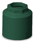200 Gallon Rotoplas Rainwater Harvesting Water Storage Tank